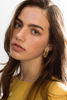 OLIVIA NZ Store online | Leafy Earrings / Gold |