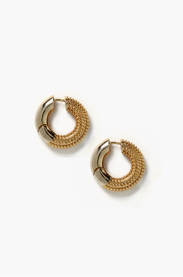 Bijou Earrings / Gold
