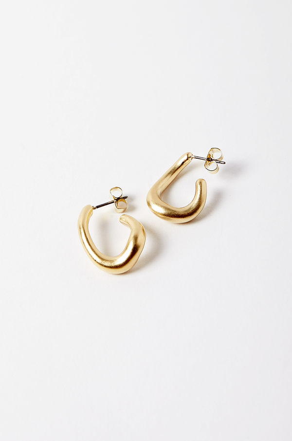 Audra Hoop Earrings