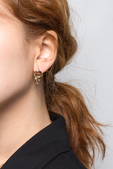 OLIVIA NZ Store online | Bobo Earrings / Gold - OLIVIA NZ