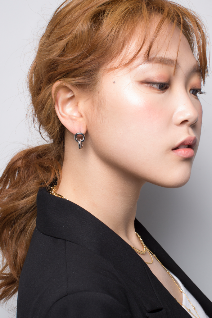 OLIVIA NZ Store online | Bobo Earrings / Silver