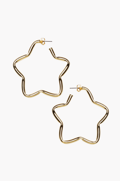 OLIVIA NZ Store online | Blakely Star Earrings / Gold