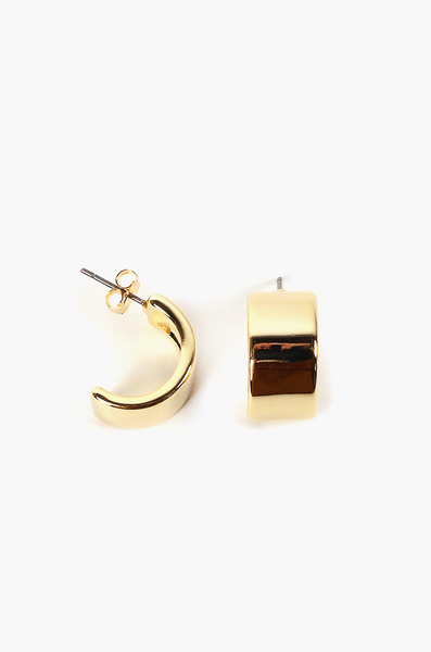 OLIVIA NZ Store online | Aspen Earrings / Gold