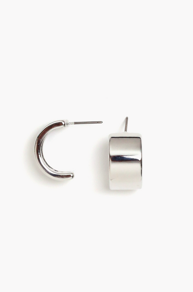 OLIVIA NZ Store online | Aspen Earrings / Silver