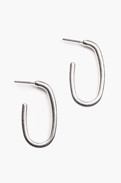 OLIVIA NZ Store online | Kendall Earrings / Silver