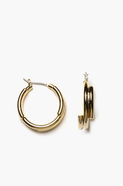OLIVIA NZ Store online | Thea Earrings / Gold