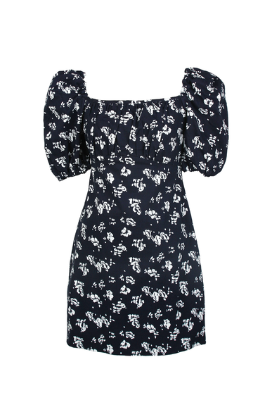 OLIVIA NZ Store online | Bianca Dress / Navy - OLIVIA NZ