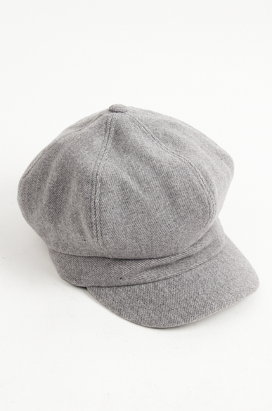 OLIVIA NZ Store online | Willow Madoros Cap / Grey