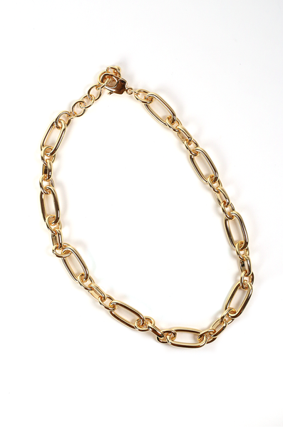 OLIVIA NZ Store online | Zaylee Chain Necklace / Gold