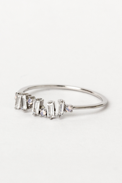 OLIVIA NZ Store online | Bree Ring / Silver |