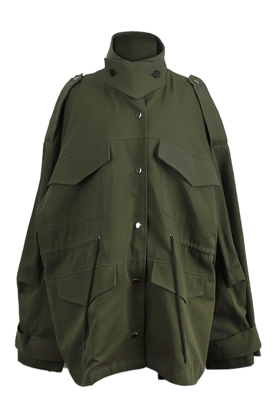 OLIVIA NZ Store online | Sugar Safari Jacket / Khaki