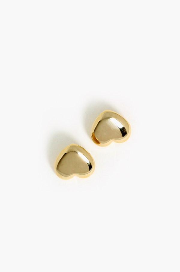 Charming Earrings / Gold