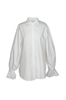 OLIVIA NZ Store online | Ariel Puff Sleeve Shirt / Cream |