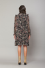 OLIVIA NZ Store online | Austyn Floral Dress / Black |