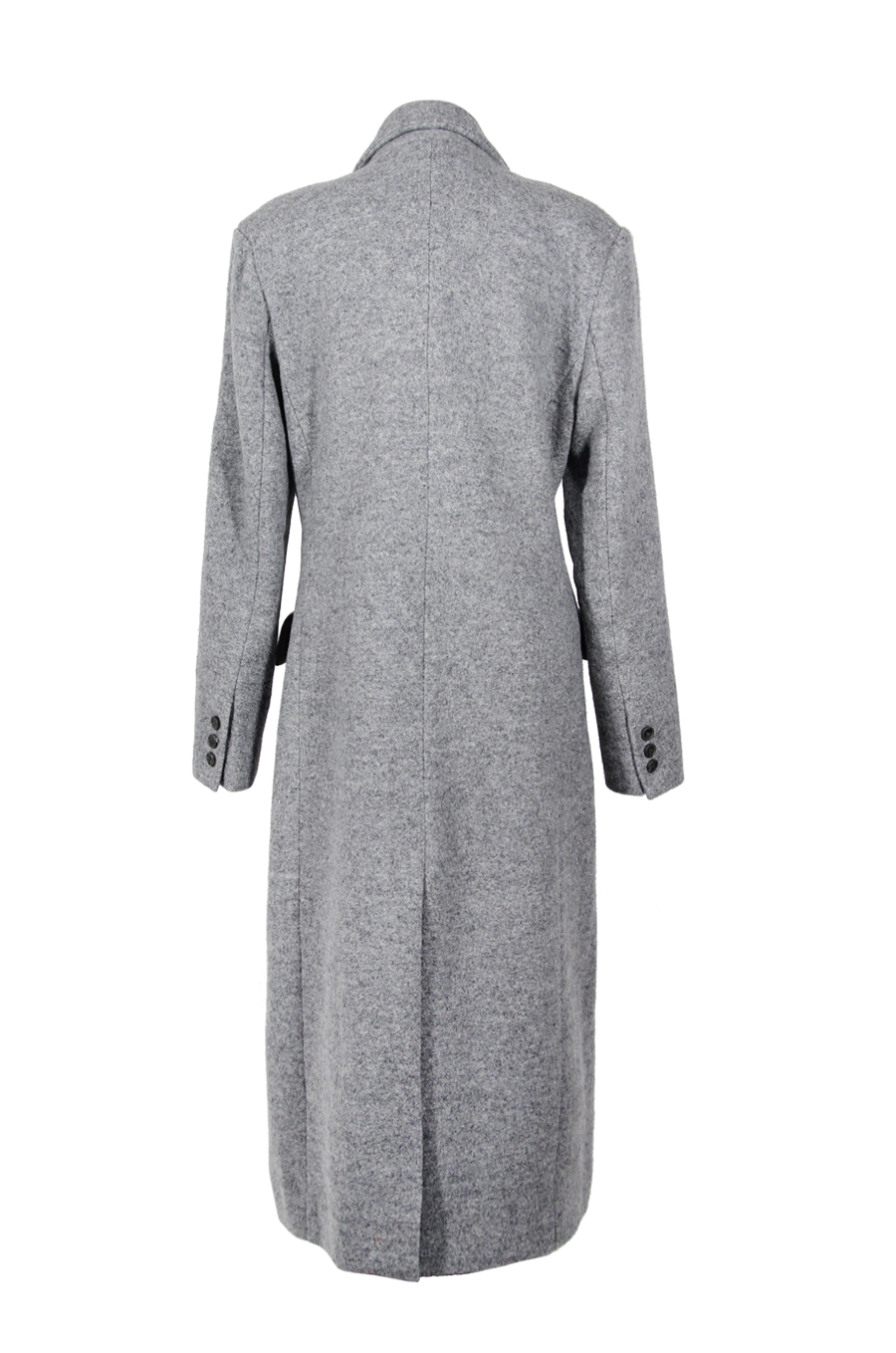 OLIVIA NZ Store online | Double Breasted Wool Coat / Grey
