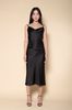 OLIVIA NZ Store online | Eve Slip Dress / Black |