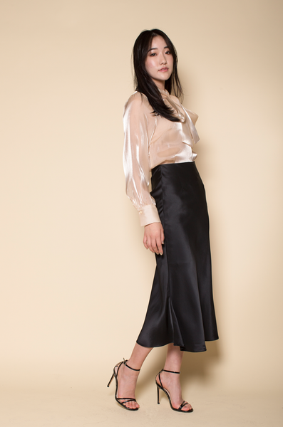 OLIVIA NZ Store online | Eve Skirt / Black