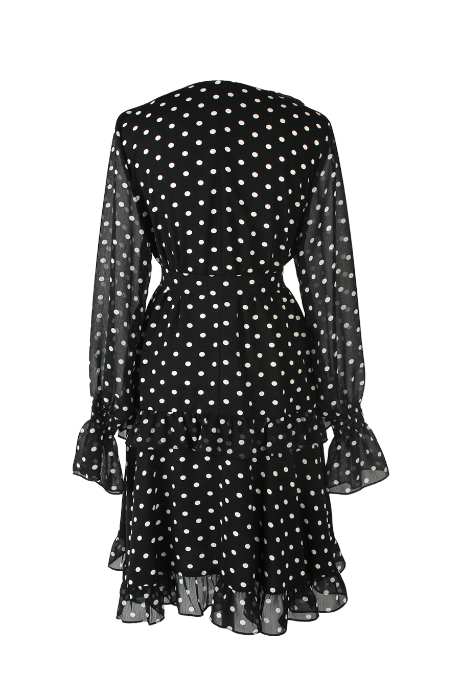 OLIVIA NZ Store online | Hanna Polka Dress