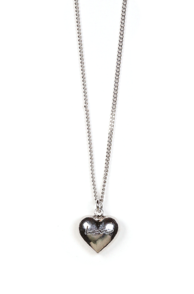 OLIVIA NZ Store online | Liv+Love Necklace / Silver