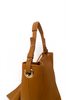 OLIVIA NZ Store online | Kira Leather Bucket Bag / Brown |