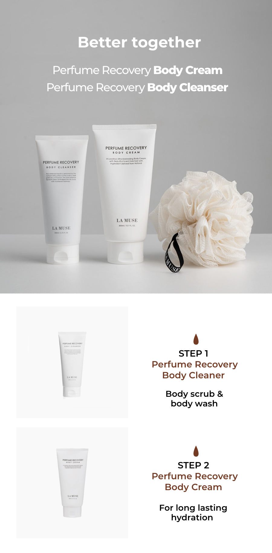OLIVIA NZ Store online | Perfume Recovery Body Cleanser