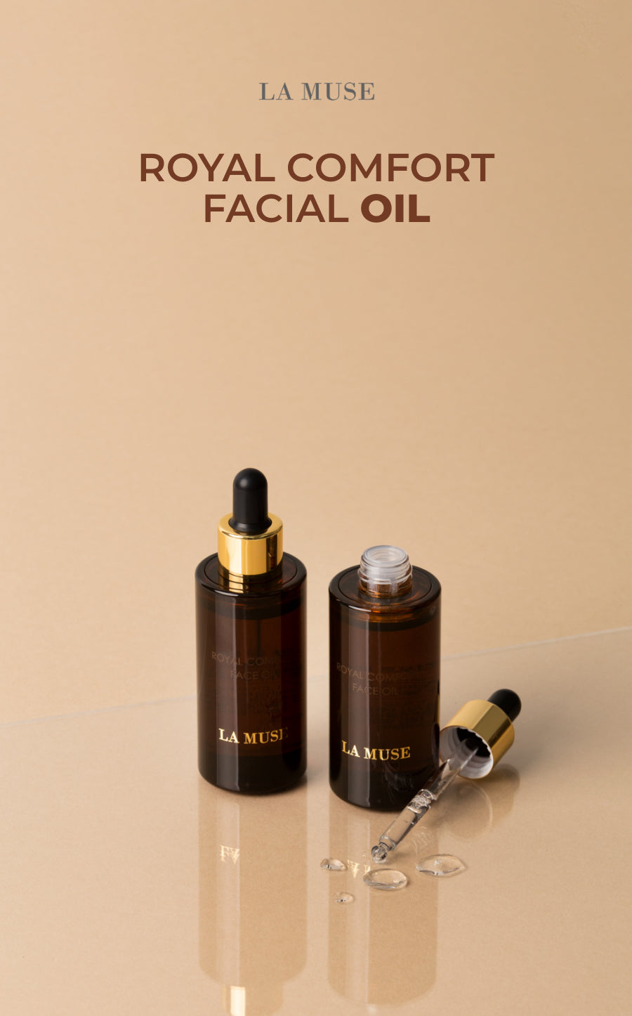 OLIVIA NZ Store online | Royal Comfort Facial Oil