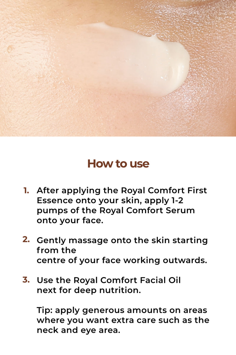 Royal Comfort Serum - OLIVIA NZ