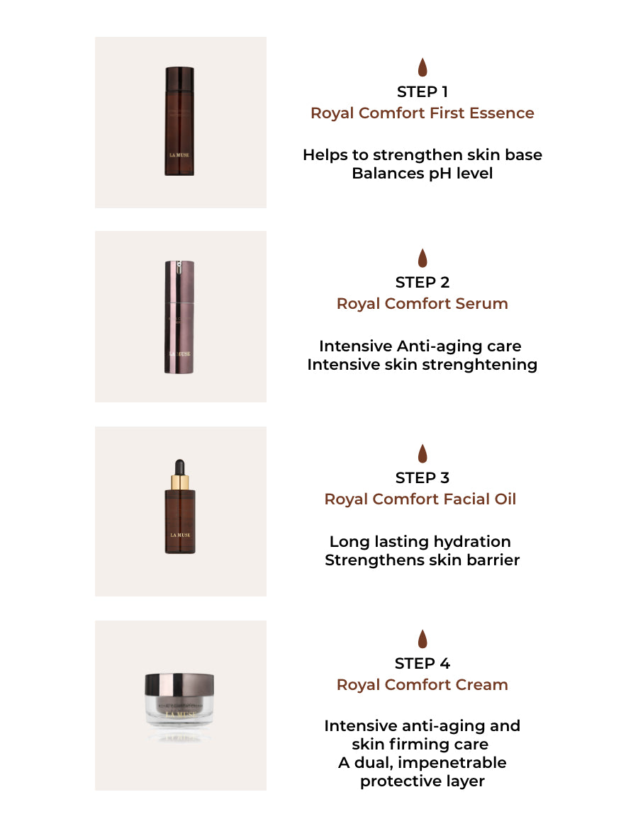 OLIVIA NZ Store online | Royal Comfort Serum