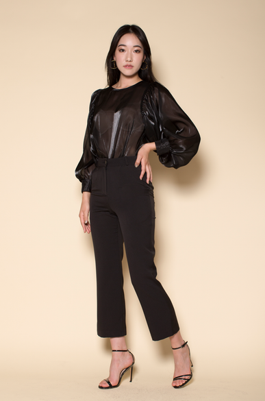 OLIVIA NZ Store online | Moonlight Blouse / Black