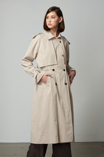 OLIVIA NZ Store online | One & Only Trench Coat
