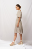 OLIVIA NZ Store online | Pansy Smocked Dress / Ivory |