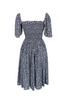 OLIVIA NZ Store online | Pansy Smocked Dress / Navy |