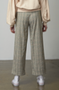 OLIVIA NZ Store online | Sweetheart Checked Pants / Sage Green |