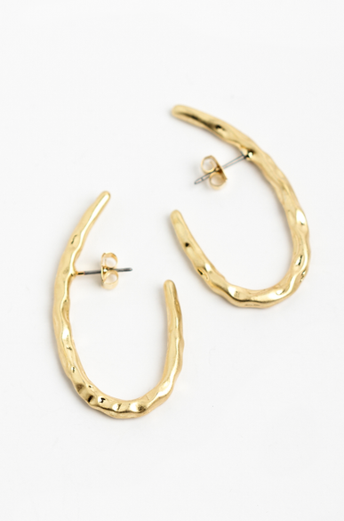 OLIVIA NZ Store online | Alondra Earrings / Gold