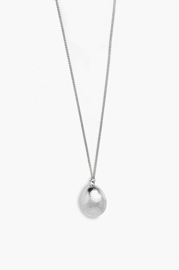 Gabriella Necklace / Silver