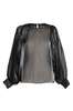 OLIVIA NZ Store online | Moonlight Blouse / Black |