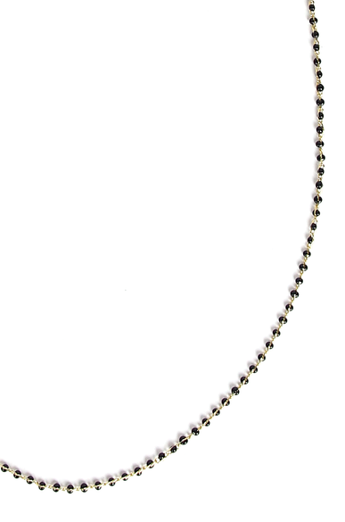 OLIVIA NZ Store online | Gia Mask Chain / Black