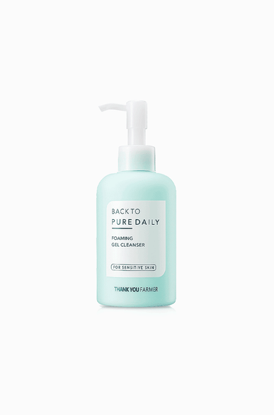 OLIVIA NZ Store online | Back To Pure Daily Foaming Gel Cleanser - OLIVIA NZ