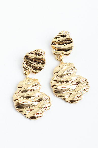 OLIVIA NZ Store online | Sabrina Earrings / Gold