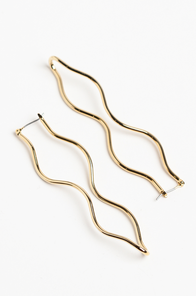 OLIVIA NZ Store online | Wave Earrings