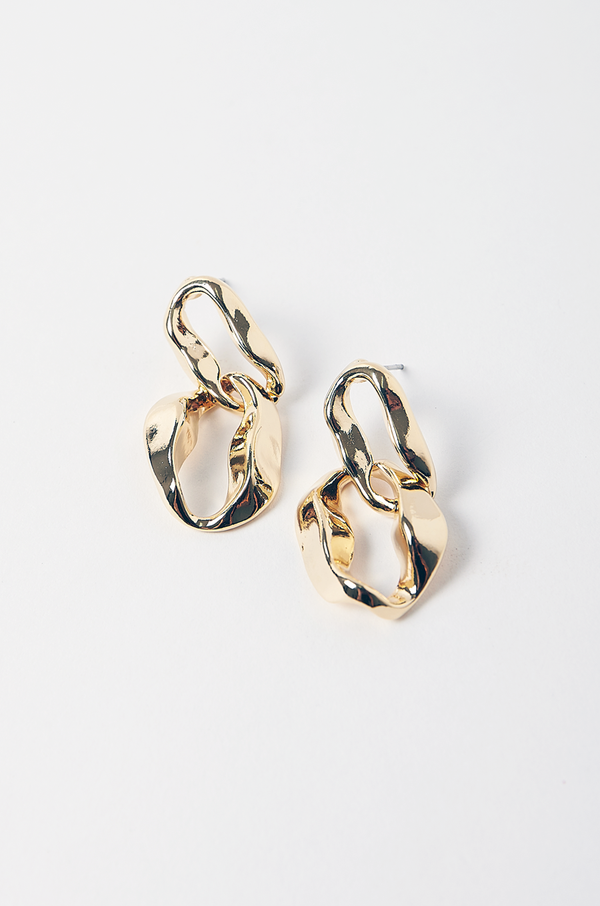 Nilia Linked Earrings