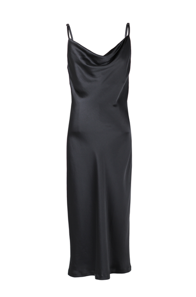 OLIVIA NZ Store online | Eve Slip Dress / Black - OLIVIA NZ