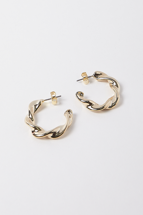 Sylvia Hoop Earrings
