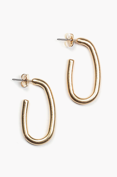 OLIVIA NZ Store online | Kendall Earrings / Gold