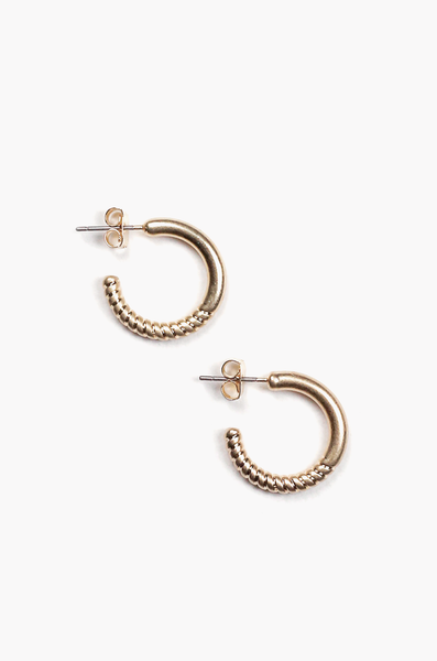 OLIVIA NZ Store online | Renata Earrings / Gold