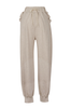OLIVIA NZ Store online | Buttercup Frill Sweatpants / Oatmeal |