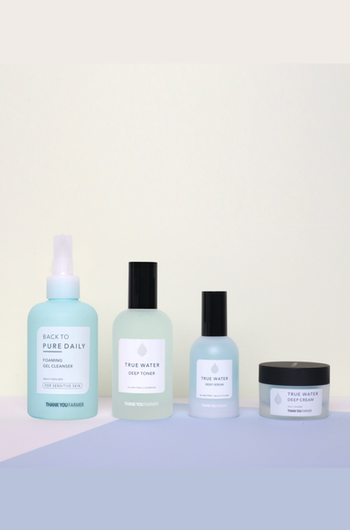 OLIVIA NZ Store online | True Water Set with Cleanser