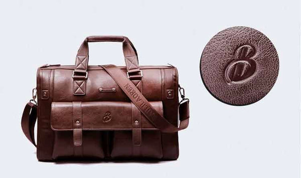 TIMELESS BRIEFCASE BROWN