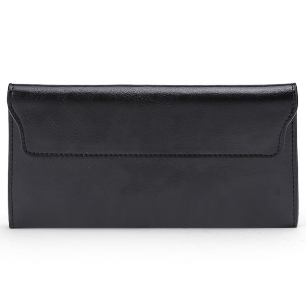 SLIM PURSE BLACK