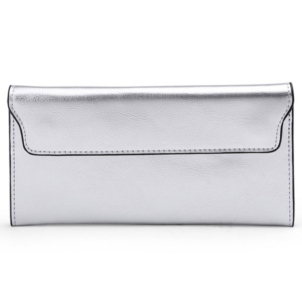 SLIM PURSE WHITE